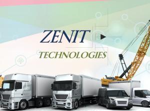 Sistema de geolocalización y control de flotas de Zenit Technologies